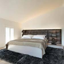tapis de chambre tapis de lit 1 descente de lit tapis gris chambre a tapis de