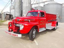 100 First Fire Truck News