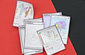 Pokemon Cards Printables Craft