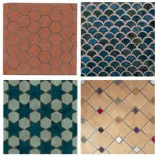handmade ceramic tile store and polymer clay millefiores