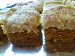 Pumpkin Snickerdoodle Cheesecake Bars by The Pastry Chef U0027s Baking September 2014