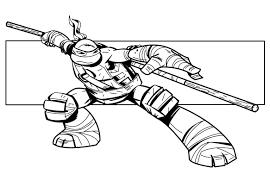 Tortue Ninja 2 Coloriage Tortues Coloriages Pour Enfants A Et Dessin