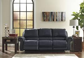 Hogan Mocha Reclining Sofa Loveseat by Milhaven Navy Reclining Sofa From Ashley Coleman Furniture