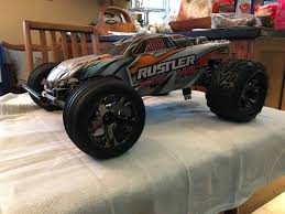 TRAXXAS RUSTLER VXL Velineon Brushless Electric RC Radio Control Car ... Filetraxxas Rustrtriddlejpg Wikipedia Traxxas Slash 110 Short Course Trophy Truck 2wd Brushed Rtr Best Rc For 2018 Roundup Traxxas Electric Wtq 24ghz Stampede Vxl Complete Bearing Kit Adventures Xmaxx Air Time A Monster Truck Youtube Erevo Blue 4wd Xl25 Monster 116 4x4 Tq Tra700541 Xmaxx Vs Hpi Savage Flux Xl Hot Wheels 4x4 Bashing Vs Racing Car Action