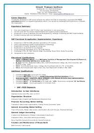 Consultant Resume Example Sap Hr Unusual Sample Manufacturing Us On Oilfield Examples Abap Resumes For Experienced
