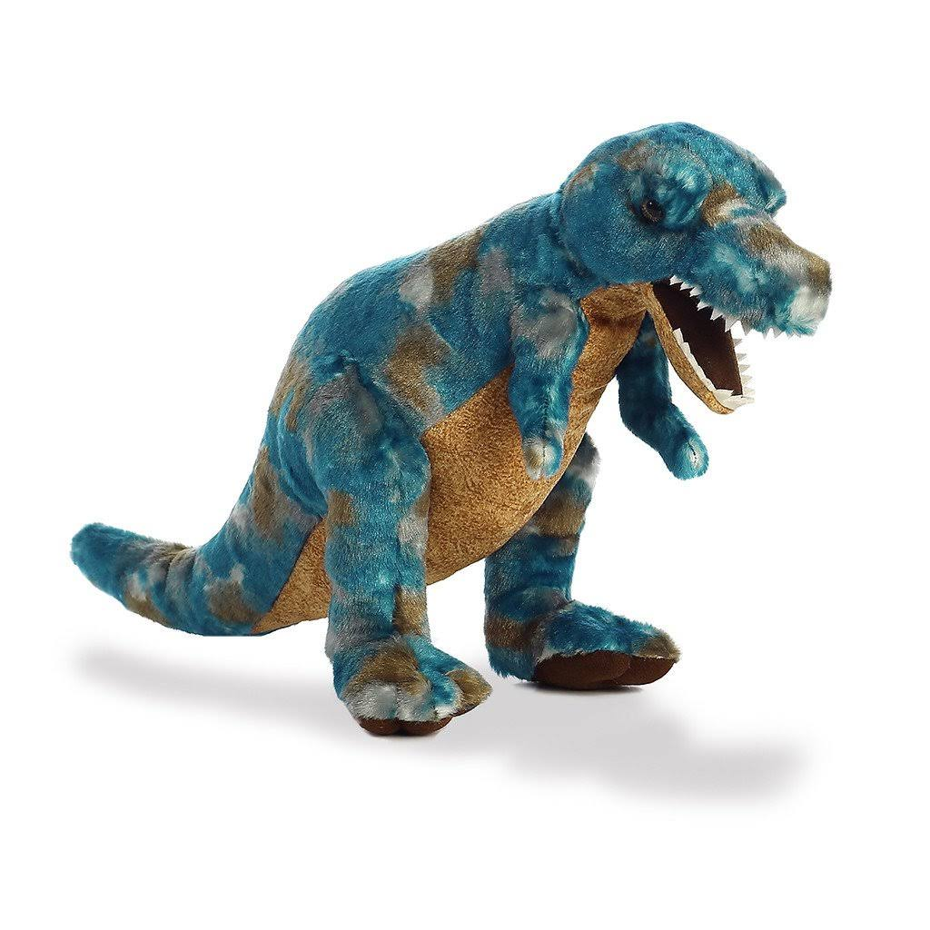 Aurora Plush T-rex Dinosaur Stuffed Animal Plush Toy - 17""
