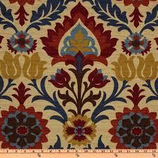 Waverly Curtains And Drapes by Waverly Santa Maria Gem Discount Designer Fabric Fabric Com