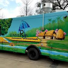 Summer Rain Food Truck - Houston Food Trucks - Roaming Hunger
