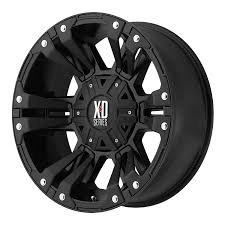 100 Black Truck Rims For Sale Amazoncom XD Series By KMC Wheels XD822 Monster 2 Matte