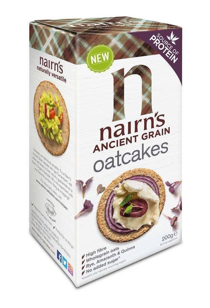 Nairn's Ancient Grain Oatcakes 200g