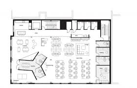Office Space Floor Plan Creator Plain On With Open Work Layout 20