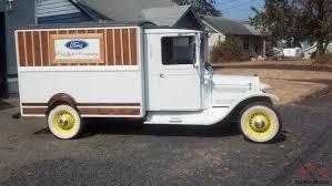 100 Ice Truck 1927 FORD MODEL TT ICE TRUCK A RARE PIECE OF HISTORY Unique Fun Head
