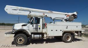 2010 International 7300 Bucket Truck | Item BJ9951 | SOLD! N...