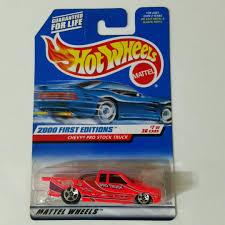 100 Pro Stock Truck Hot Wheels 2000 No067 Chevy