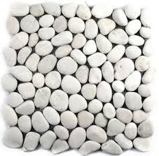 flußkiesel steinkiesel kieselsteine weiß creme dusche