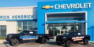 100 Custom Lifted Trucks For Sale Rick Hendrick Chevrolet Of Buford