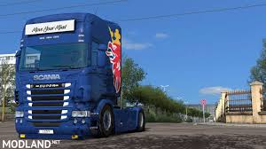 Scania R (RJL) - Simple Griffin Paintjob By L1zzy Mod For ETS 2 Home Today Scania 580 Golden Griffin Number 40 Registrati Flickr 2004 Ford F650 Keltruck Supplies Scanias 7th To Ball Trucking Posing In Front Of The Entrance Test Track With New Angry Metallic Non Skin S Euro Truck Silver For Verbeek Latest Addition Th Rseries Limited Edition Editions Knight Haulage Spotted Trucksimorg Scene Issue 141 By Great Britain Issuu Armored Vehicle Supplier Exllence Armoring Inc Trucks Mighty Mhaziqrules On Deviantart