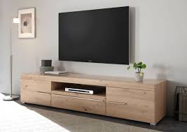 space lowboard 205cm artisan tv tisch wohnzimmer modern tv board