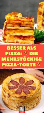 selbermachen pizzakuchen pizzakuchen hochstapler