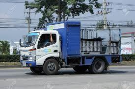 100 26 Truck CHIANGMAI THAILAND OCTOBER 2015 Of Sermsuk Company