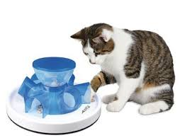 Cat Treat Toy Dispensers Reviews Playing And Getting Treats As