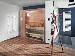 raumideen mit der sauna s1 klafs