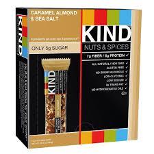 KIND Bars Dark Chocolate Nuts Sea Salt Gluten Free Low Sugar 14 Ounce Sample Amazon Grocery Gourmet Food