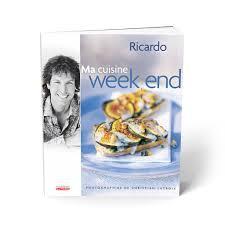 cuisine ricardo com ma cuisine week end version boutique ricardo