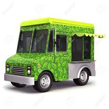 100 Green Food Truck Eco Green Food Truck
