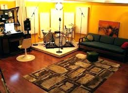 Small Studio Decor Bedroom Music Ideas Home Decorating Room Recording Search