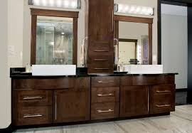 Huntwood Cabinets Arctic Grey by Leading Edge Glamour Custom Cabinets