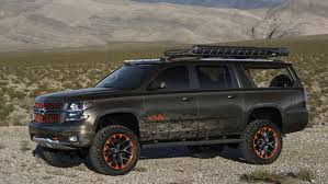 2017 Chevrolet Suburban Luke Bryan Concept | Top Speed