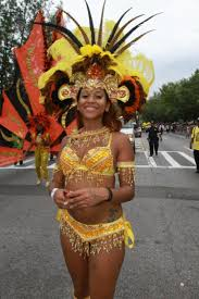 The Bold And Beautiful Are Not In Short Supply For West Indian Day Parade