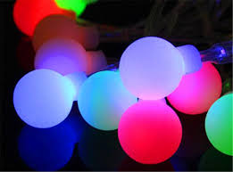 10m led large bulb string light waterproof outdoor patio lanterns