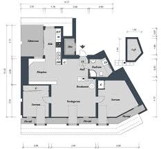 Spectacular Apartment Floor Plans Designs by Floor Plan Apartment On Rosengatan Aticos
