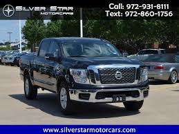 Used 2017 Nissan Titan For Sale In Dallas, TX 75252 Silver Star ... Dallas Used Cars Trucks For Sale 1295 Photos Car Dealership Trucks Sale In Tx 75201 Autotrader Dfw Camper Corral New Chevy Used At Young Chevrolet Laimi Auto Sales Specializes We Offer Texas Freedom Group Corvette Models Serving Grapevine 2013 Hino 268 24ft Stake Bed With Lift Gate Industrial Cars 75243 Pro Less Than 1000 Dollars Autocom Tow Wreckers