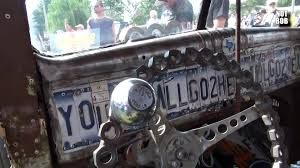 South Texas Performance Diesel Rat Rod Truck Big Bertha - Video ...