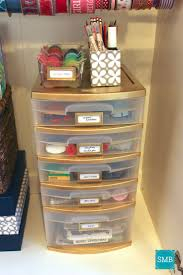 Plastic Drawers On Wheels by Best 25 Plastic Storage Drawers Ideas On Pinterest Diy Decorate