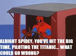 1960 s spiderman meme bahahahahahahahahahaaa natalie s