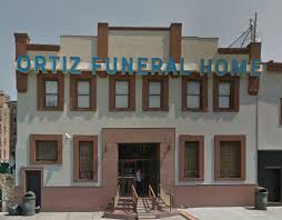 R G Ortiz Funeral Home Southern Blvd Bronx NY Funeral Zone