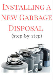 Garbage Disposal Drain Not Working by Installing A New Garbage Disposal Without A Dishwasher Step By Step