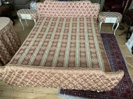 komplett wiener barock schlafzimmer bett chippendale rokoko antik