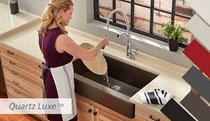 Elkay Granite Sinks Elgu3322 by Elkay Quartz Kitchen Sinks Bold Granite Colors Sleek Luxe And