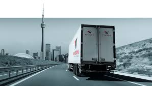 100 Wilson Trucking Company Food Distribution Specialists S Truck Lines Ontario