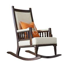 Amazon.com: HYYTY-Y Vintage Country Home Rocking Chair, Solid Wood ... Sold Antique Mission Style Rocking Chair Refinished Maple And Leather Adams Northwest Estate Sales Auctions Lot 12 Vintage Wood Mini Rocker 3 Vintage Wood Carved Rocking Chairs Incl 1 Duck Design Seat Tell City Company Love Seat Projects In Childs Wooden Refurbished Autentico Bright White Victorian W Upholstered Back Wooden Chair Ldon For 4000 Sale Shpock With Patchwork Design On Backrest Batley West Yorkshire Gumtree Child Doll Red Checked Fabric