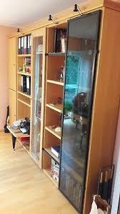 hülsta schrankwand wohnzimmer gebraucht buche hell guter