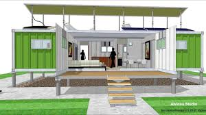 100 Container Homes Design Simple Shipping Home