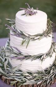 Wedding Cake Lavender Sage