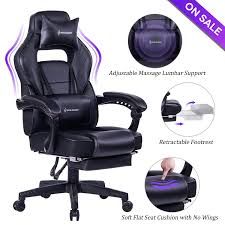 VON RACER Massage Reclining Gaming Chair - Ergonomic High-Back Racing  Computer Desk Office Chair With Retractable Footrest And Adjustable Lumbar  ... Best Gaming Computer Desk For Multiple Monitors Chair Setup Techni Sport Collection Tv Stand Charging Station Spkgamectrollerheadphone Storage Perfect Desktop Carbon The 14 Office Chairs Of 2019 Gear Patrol 25 Cheap Desks Under 100 In Techsiting Standing Convters Ergonomic Cliensy Racing Recliner Bucket Seat Footrest Top 15 Buyers Guide Ultimate Buying Voltcave Gaming Chairs Weve Sat For Cnet How To Build Your Own Addicted 2 Diy Dont Buy Before Reading This By 20 List And Reviews