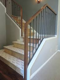 Interior Stair Banisters Interior Stair Railings And Banisters ... The 25 Best Painted Banister Ideas On Pinterest Banister Installing A Baby Gate Without Drilling Into Insourcelife Stair Banisters Small Railing Stairs And Kitchen Design How To Stain Howtos Diy Amusing Stair Banisters Airbanisterspindles Of Your House Its Good Idea For Life Exceptional Metal Wood Stainless Steel Bp Banister Timeless And Tasured My Three Girls To Staircase Staircase Including Wooden Interior Modern Lawrahetcom Tiffanyd Go Black